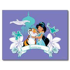 Jasmine - Gentle and Graceful Postcards