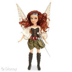 Hada Zarina - muñeca