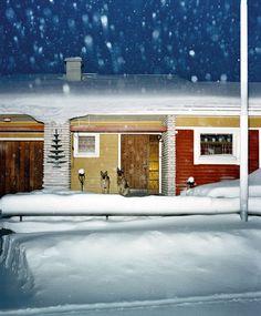 Lars Tunbjörk   Vinter