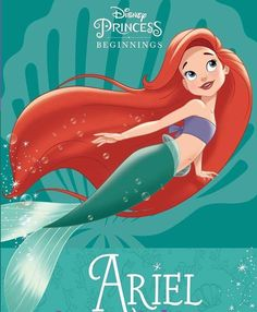 An all-new chapter book series featuring stories about each Disney Princess as a young girl!Disney Princess Ariel and two of her sisters are swept out to sea by Disney Pixar, Disney Fan Art, Disney And Dreamworks, Disney Animation, Disney Magic, Disney Characters, Disney Wiki, Disney Movies, Disney Little Mermaids