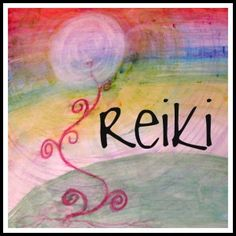 Reiki watercolor joy... repinned by http://www.tools-for-abundance.com/Reiki.html