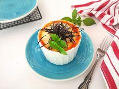 Vinete gratinate la cuptor- Parmigiana - Bucataresele Vesele