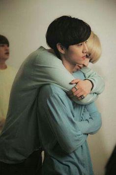 The Hyung and his Maknae #Markgyeom #Yugmark