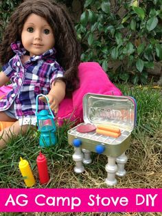 American Girl Camp Treats Set