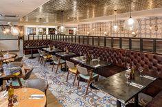 Wildwood restaurant by Brown Studio, Crawley – UK » Retail Design Blog