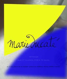 Marie Ducaté artiste galerie point to point