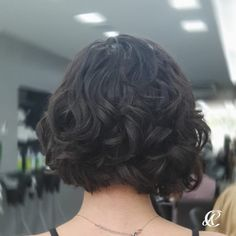 Short Curly Hair, Curly Girl, Curly Hair Styles, Short Bob Hairstyles, Cute Hairstyles, Haircut And Color, Hair Health, Hair Inspiration, My Hair
