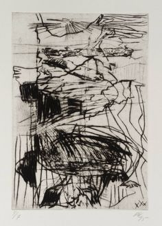 Per Kirkeby etching Abstract Drawings, Art Drawings, Abstract Art, Print Artist, Artist Art, Modern Art, Contemporary Art, Contemporary Printmaking, Etching Prints