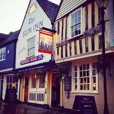 The Sun Inn, Faversham