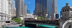Chicago's Original Architecture Tour, Chicago River, expert docents | Wendella Boats