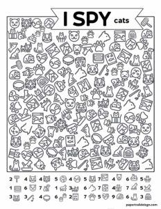 Fun Classroom Activities, Morning Activities, Free Activities For Kids, Preschool Worksheets, Activity Sheets For Kids, Cat Activity, Vanellope Y Ralph, Sudoku, Boredom Busters For Kids