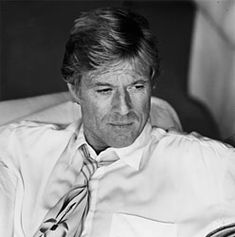 Redford=intelligence. The Way we Were, The Great Gatsby, Sneakers, Indecent Proposal... so many to choose from.