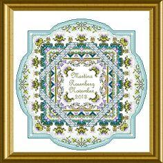 Onl 154 - Bluebell Mandala