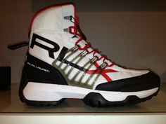 "RLX Ralph Lauren ""Abridge"" Nylon Boots"