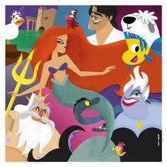 La Sirenita By Kiki Viale