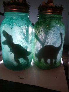 glow stick jars #glowstickjarsglitter