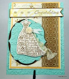 Stampin up! love and laughter Card Designs, Anniversary Cards, Wedding Cards, Stampin Up, Card Ideas, Laughter, Congratulations, Paper Crafts, Wedding Ideas