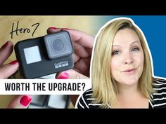 Finally, the New GoPro Hero 7! The New GoPro Hero7 is a fantastic camera with TONS of new features! [UPDATED Sept. 28th, 2018]