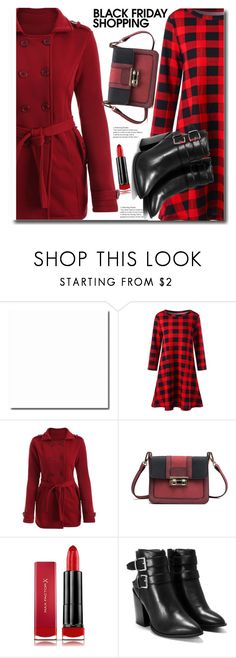 """""""Shopping day"""" by soks ❤ liked on Polyvore featuring Max Factor and Nasty Gal"""