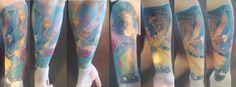 fuck yeah, disney tattoos : Photo