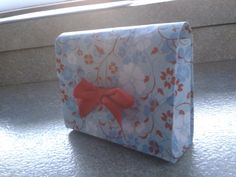 Origami wrapping bag