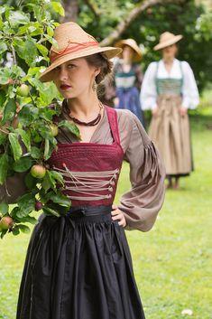 Früchte im Garten ‹ EvaVioletta – Modemanufaktur