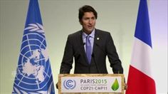 Justin Trudeau lays out five principles for Canada's climate change plan - CBC Player Paris Climate Change, Leadership Roles, Justin Trudeau, Prime Minister, Politics, Canada, How To Plan, Environment, News