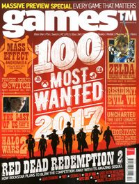 알라딘: Games TM (월간 영국판): 2016년 No.182 - 영어, 매월 발행