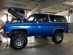 '91 K5 Blazer Scottsdale