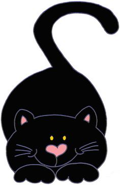 Mačky kresby