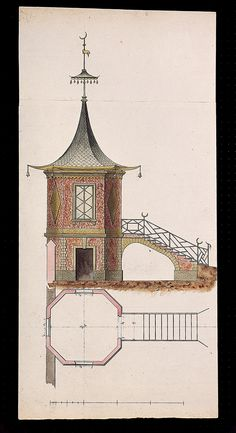 Love Drawing and Design? Finding A Career In Architecture - Drawing On Demand Paper Architecture, Amazing Architecture, Architecture Design, Framed Art, Wall Art, Chinese Design, Interior Rendering, Amazing Drawings, Architectural Drawings