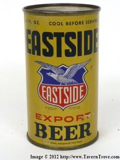 Eastside Export Beer