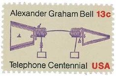 #1683 - 1976 13c Telephone Centennial Plate Block US Postage Stamps . $0.15