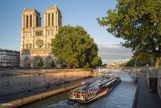 Image result for paris barge