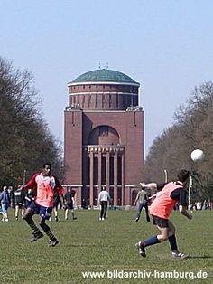 Gruene Lunge Hamburgs - Stadtpark, Erholung
