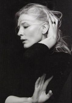 Cate Blanchett  // Gary Heery (III)