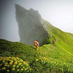 eNorth coast in Iceland