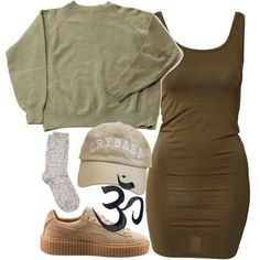 A fashion look from December 2015 featuring mbyM, River Island socks and Puma sneakers. Browse and shop related looks.