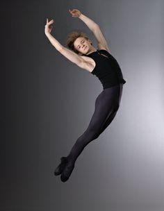 Dance Magazine – Daniil SImkin