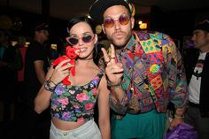 Katy Perry Threw A '90s-Themed Birthday Party For Her Friend