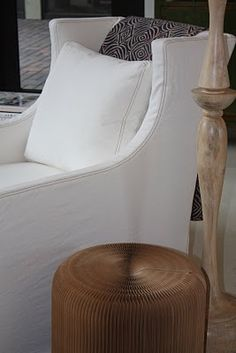 One of our favorite Lee Industries chairs
