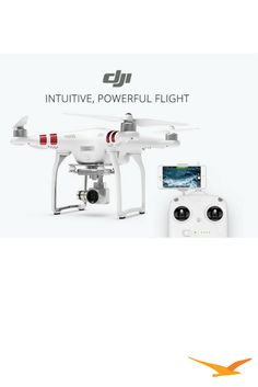 An intelligent flight system automatically keeps your Phantom 3 Standard in the air and under your control. Amazing Images: Take stunning 2.7K high definition videos and 12 Megapixel photos with the integrated aerial camera.