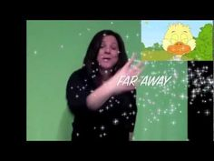 Five Little Ducks (English/ASL Bilingual Version) 5 Little Ducks Song, Asl Videos, Music Videos, Sign Language For Toddlers, Rhymes Video, Sign Language Interpreter, Toddler Class, Five Little, American Sign Language