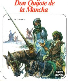 Don Quijote de la Mancha / adapt. A. Cunillera, il. J. Llobera  (2005) - ED/Quijote 2005/49