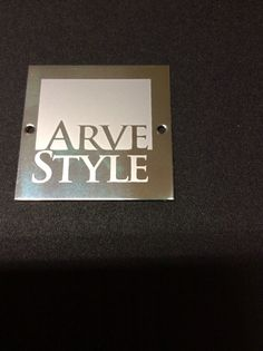 Made in Italy www.arvestyle.it