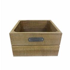 Crafted from natural material, this wooden box complete with plaque is designed in a rustic style, offering a modest and unpretentious storage solution suitable for many household items. Available in a choice of two sizes. Toy Storage, Storage Boxes, Storage Chest, New Home Essentials, Cottage In The Woods, Wood Cottage, Rustic Style, Natural Materials, Household Items