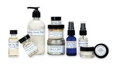 Our favorite natural skin care brands: Farmesthetics. The lavender bath is delicious.