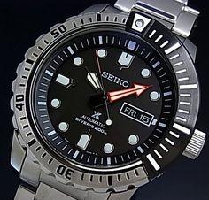 Seiko Prospex Automatic Divers SRP587K1
