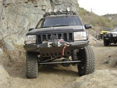 I will be working over the next few weeks to come up with some designs for a front bumper for my ZJ. There are some bumpers out there I do like, but none. Jeep Grand Cherokee Limited, Jeep Cherokee Xj, Jeep Zj, Jeep Mods, Black Jeep, Cool Jeeps, Offroad, Monster Trucks, Motorcycles