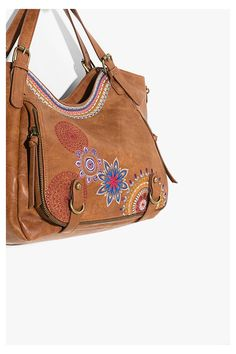 Discover this Desigual woman woven across body bag. Pair it with a Desigual  jean, 904194cbe0